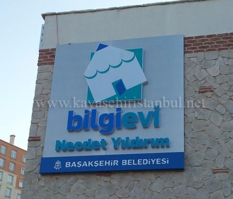 Kayaşehir Bilgievi Merkez Kayaşehir'de