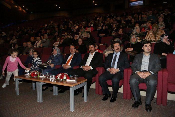Başakşehir'de Kutlu Doğum Haftası Kutlandı