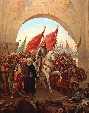 İstanbul mutlaka fethedilecektir