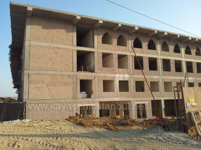 Başakşehir Anadolu İmam Hatip Lisesi İnşaatı
