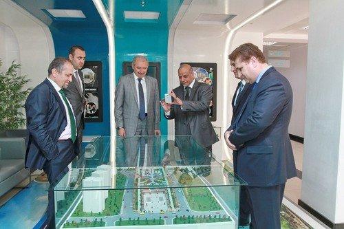 Mekke Belediyesi, Başakşehir'i İnceliyor