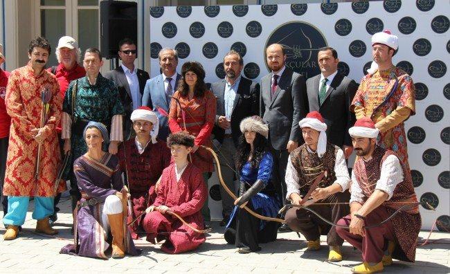 Tarihi Okçular Tekkesi Okçuluk Turnuvası ile açılıyor