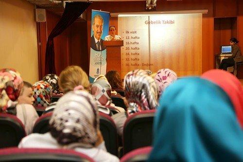 'Sağlıklı Yaşam Okulu' seminerleri tamamlandı