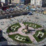 Taksim Gezi Parkı Yıkılacak