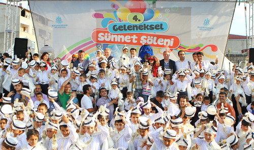 Kayaşehir Toplu Sünnet Şöleni Programı