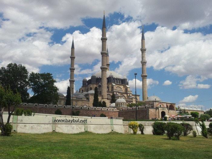 Selimiye Camii ve Edirne Gezisi