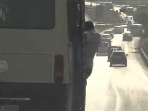 Başakşehir Minibüsçüleri Tehlike Saçıyor