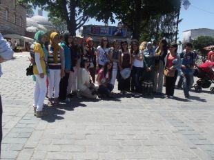 Diyarbakır'dan Başakşehir'e Gezi