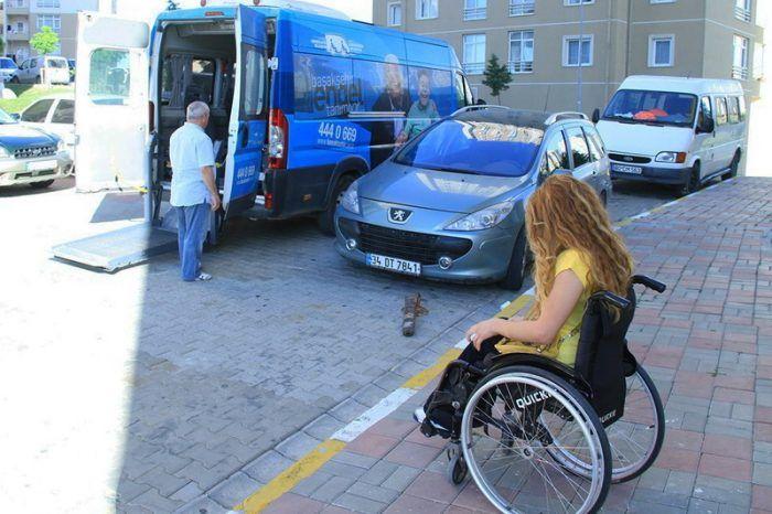 LYS'ye girecek Engelli öğrenciler için Özel Hizmet