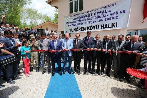 Başakşehir Belediyesi Erciş'e Verdiği Sözü Tuttu