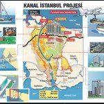 Kanal İstanbul'un güzergâhı değişti!