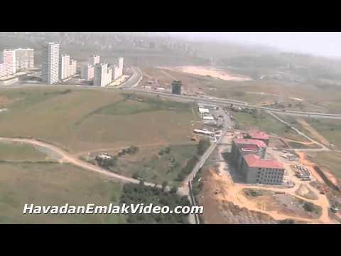 Kayaşehir 18.Bölge Havadan Görüntüsü