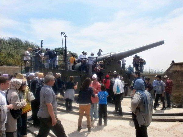 Çanakkale'ye Ziyaret programı Kayaşehir'den başladı