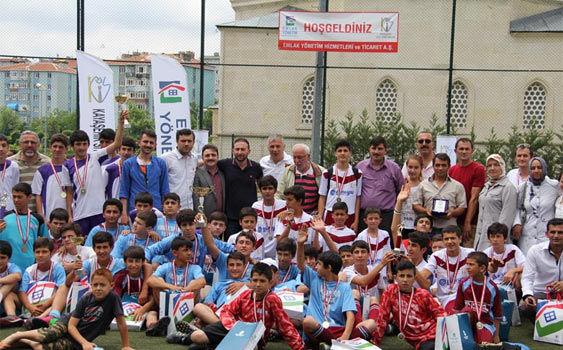 Kayaşehir 3. Futbol Turnuvası Sonuçlandı