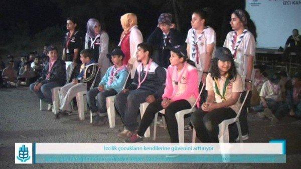 Başakşehir Belediyesi İzci Kampı Şamlar Tabiat Parkı