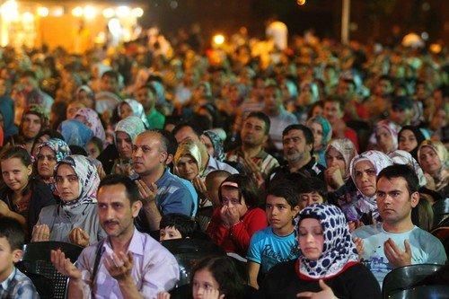Ramazan Geceleri, Mısır için duaya dönüştü