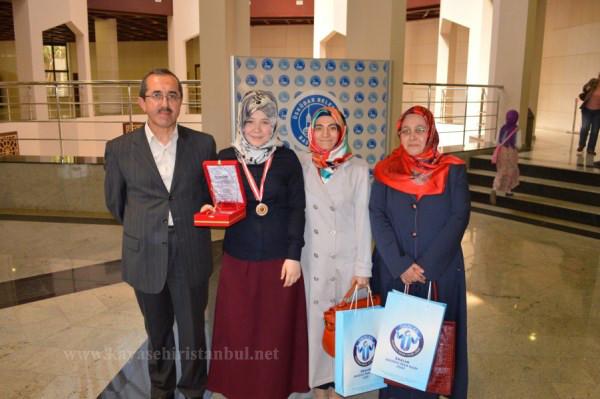 Okulumuz Hitabet Yarışmasında İstanbul ikinci Oldu