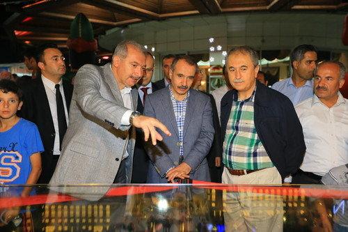 Miletvekilleri, Başakşehir Ramazan etkinliklerinde