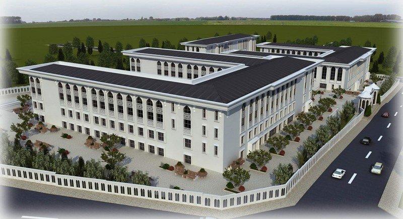 Başakşehir Anadolu İmam Hatip Lisesi Sular Vadisi'nde