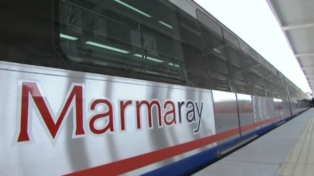 Marmaray'da son 100 gün