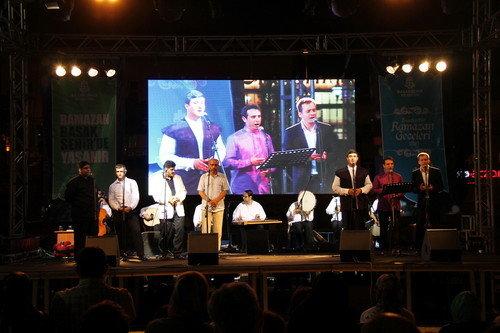 Kayaşehir'de Dolu Dolu Ramazan Akşamları