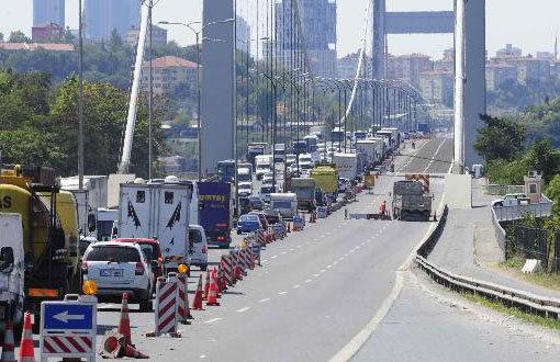 Boğaziçi ve FSM Köprülerine Onarım Hazırlığı