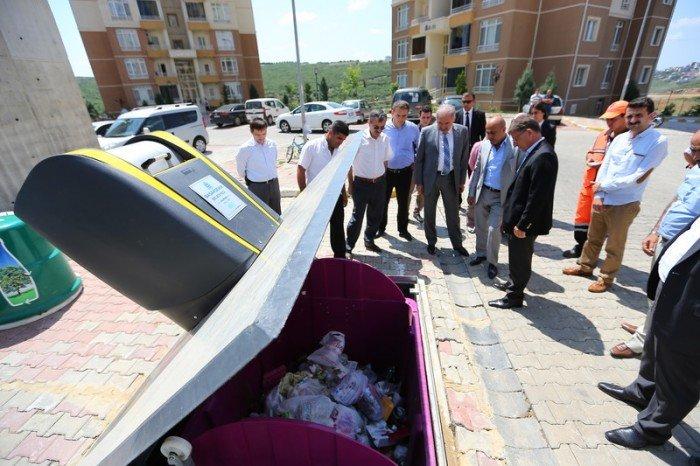Yeraltı Çöp Konteynerleri Yaygınlaşıyor