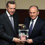Başbakan Erdoğan'dan Topbaş'a İltifat