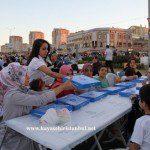 Kayaşehir Sokak İftarı 2013