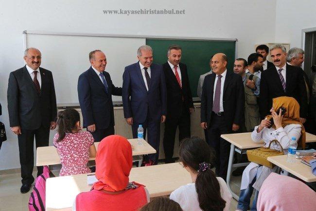 M.Emin Saraç İmam Hatip Okulu Açılış Töreni Fotoğrafları