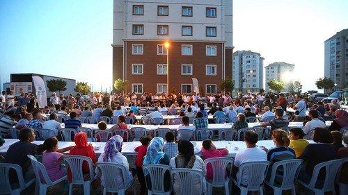 Başakşehir Belediyesi Çay sohbetleri başladı