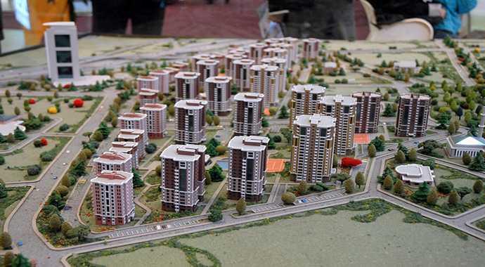 Yeni Şehir Projeleri Kapış Kapış
