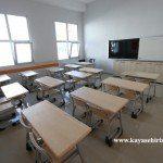 Emin Saraç İmam Hatip Okulu Sınıfları