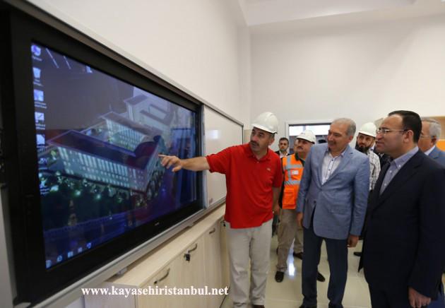 M. Emin Saraç İmam Hatip Okul İçi Fotoğrafları