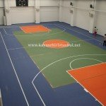 Emin Saraç İmam Hatip Okulu Spor Salonu