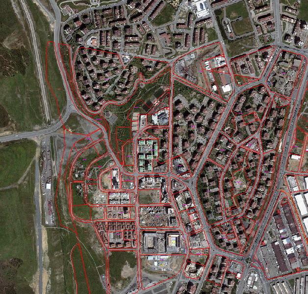 Başakşehir'de 5308 Konutun İskan Sorunu Çözüldü