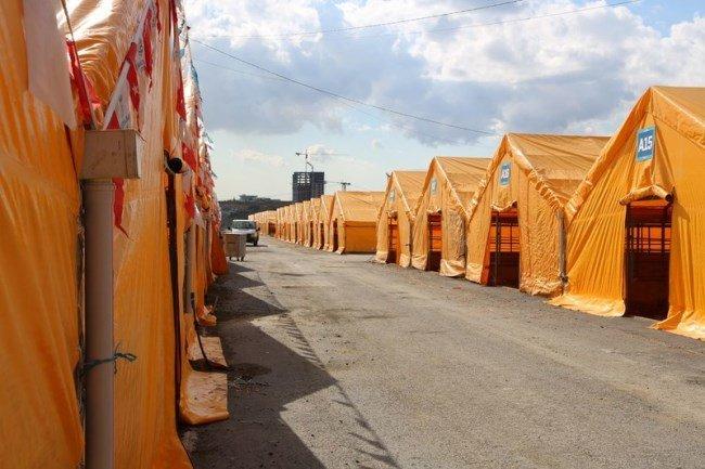 Başakşehir'de kurban kesim Yerleri bayrama hazır