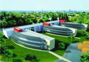Başakşehir'e Yeşil Şehir Projesi
