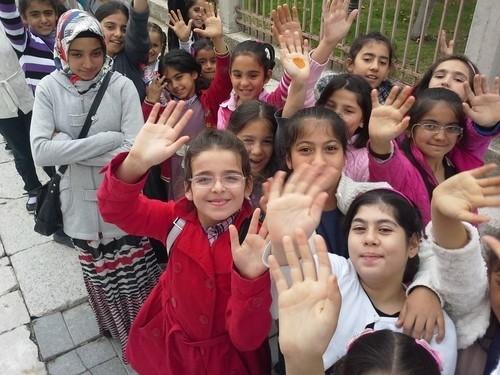 Başakşehir Bilgievi Öğrencileri Dergi Fuarında