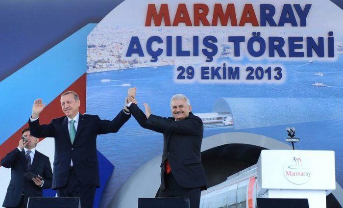 """Hayaldi Gerçek Oldu """"Marmaray"""""""