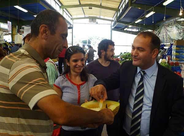 Başakşehir'de CHP Özgür Karabat İle Devam