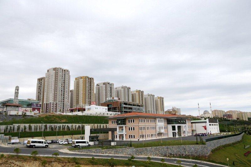 Başakşehir'e Yeni Eğitim Yılı için 9 Yeni okul Açıldı