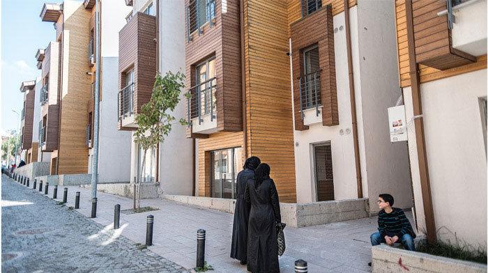TOKİ villalarına Suriyeliler yerleşti