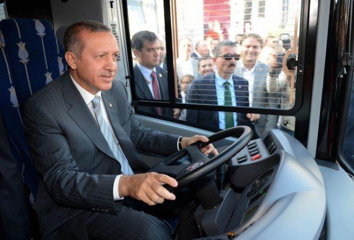 Erdoğan'dan vatandaşa özel otomobil uyarısı