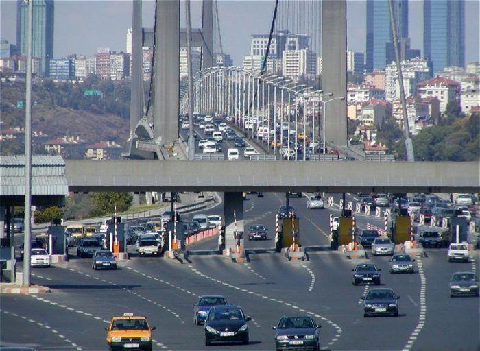 """Dikkat: """"Boğaziçi Köprüsü Bugün 5 saat Kapanacak"""""""