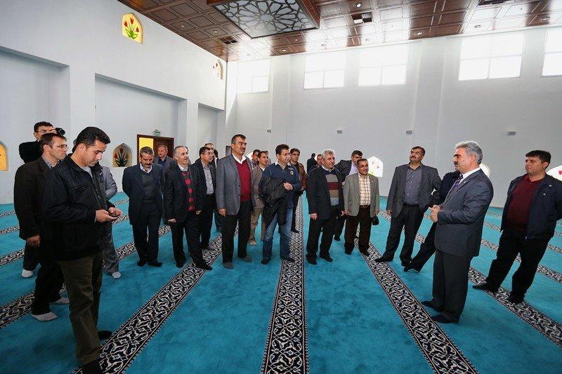 Antalya İmam Hatip Müdürleri Emin Saraç İ.H.L.'de