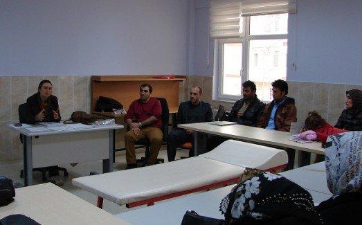 Başakşehir'de hasta ve yaşlı bakımı programı