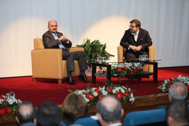 Sağlık Bakanı, Bahçeşehir sohbetlerine katıldı