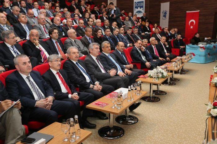 Kamu, Üniversite, Sanayi Başakşehir'de buluştu