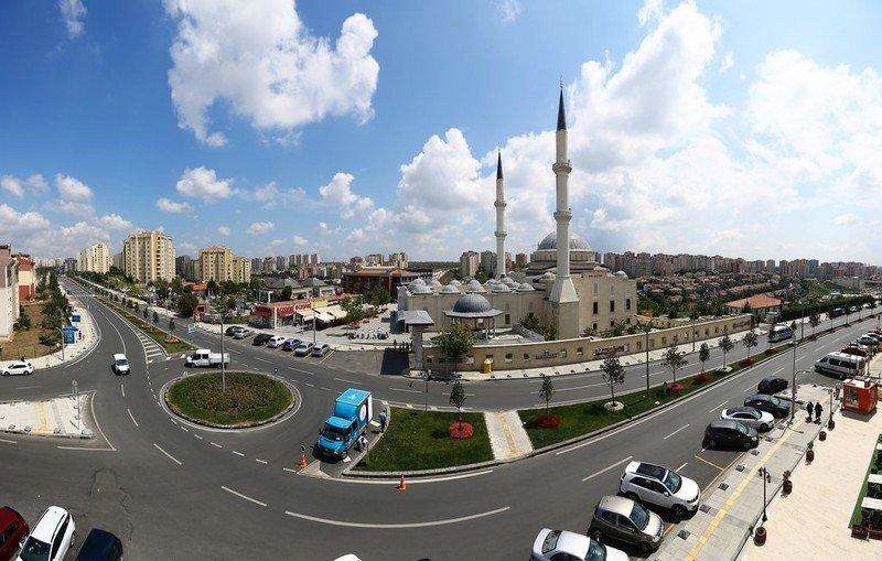 Başakşehir'de ev fiyatları % 27 arttı
